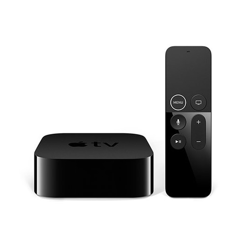 Фото - Медиаплеер APPLE TV 4K, 64Гб черный материнская плата huananzhi x79 zd3 lga 2011 xeon e5 ddr3 64гб m 2 nvme matx