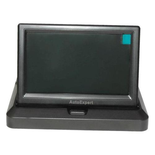 Фото - Автомобильный монитор AutoExpert DV-250 5 16:9 800x480 3Вт кеды мужские vans ua sk8 mid цвет белый va3wm3vp3 размер 9 5 43