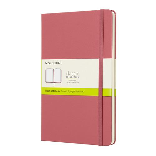Блокнот Moleskine CLASSIC Large 130х210мм 240стр. нелинованный твердая обложка розовый 6 шт./кор. цена и фото