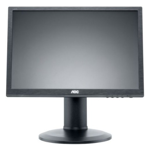 Монитор AOC Professional I960PRDA 19, черный монитор aoc i2276vwm 21 5 ips black