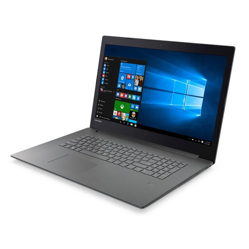"Ноутбук LENOVO V320-17IKB, 17.3"", Intel Pentium 4415U 2.3ГГц, 4Гб, 500Гб, Intel HD Graphics 610, DVD-RW, Windows 10 Home, 81AH002LRK, серый"