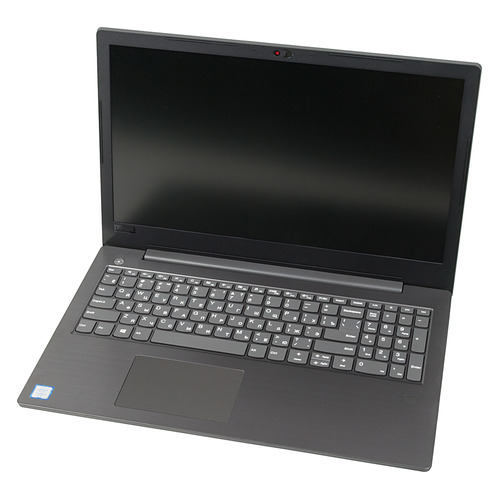 Ноутбук LENOVO V330-15IKB, 15.6, Intel Core i3 7130U 2.7ГГц, 4Гб, 1000Гб, Intel HD Graphics 620, DVD-RW, Windows 10 Professional, 81AX00DHRU, темно-серый