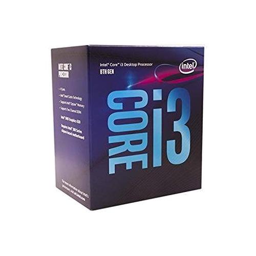 Процессор INTEL Core i3 8100, LGA 1151v2, BOX процессор intel core i7 9700 lga 1151v2 box