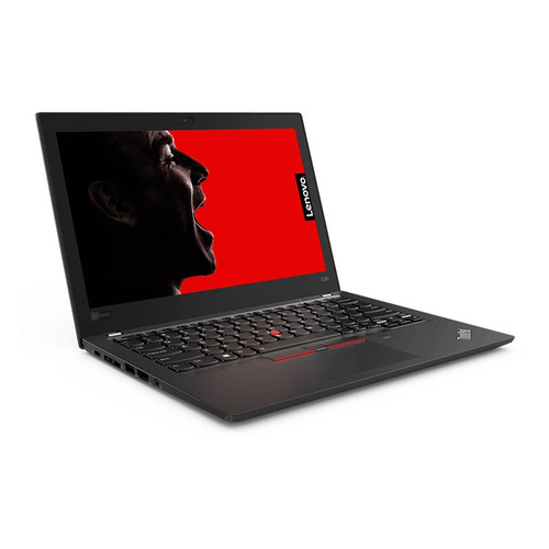 "Ноутбук LENOVO ThinkPad X280, 12.5"", Intel Core i5 8250U 1.6ГГц, 8Гб, 256Гб SSD, Intel UHD Graphics 620, Windows 10 Professional, 20KF001RRT, черный ноутбук lenovo thinkpad x280 20kf001rrt"