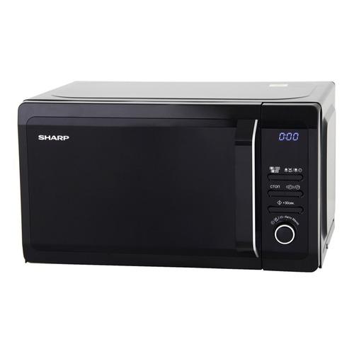 Микроволновая Печь Sharp R-6852RK 20л. 800Вт черный цена
