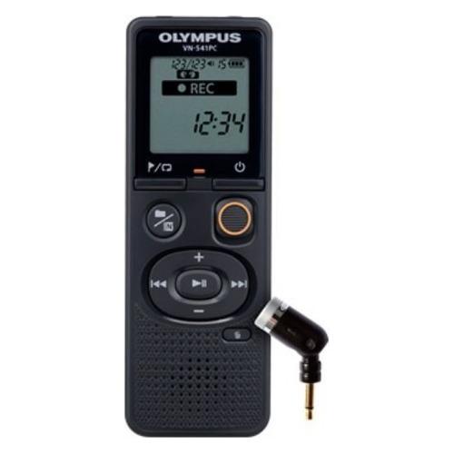 Диктофон OLYMPUS VN-540PC 4 Gb, черный цена
