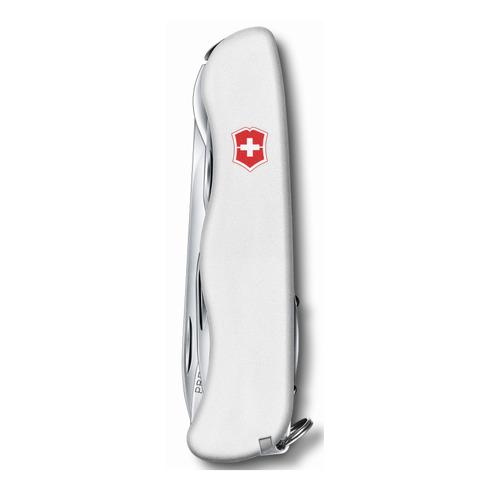 Складной нож VICTORINOX Outrider, 14 функций, 111мм, белый складной нож victorinox picknicker 11 функций 111мм зеленый