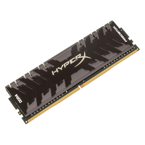 Модуль памяти KINGSTON HyperX Predator HX430C15PB3/8 DDR4 - 8ГБ 3000, DIMM, Ret модуль памяти kingston hyperx predator hx433c16pb3 8 ddr4 8гб 3333 dimm ret