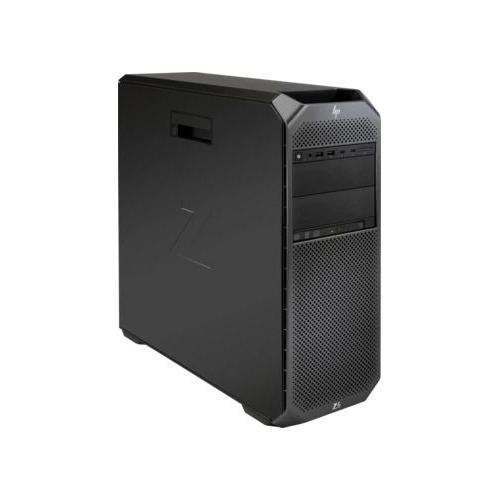 Рабочая станция HP Z6 G4, Intel Xeon Silver 4108, DDR4 32Гб, 1000Гб, DVD-RW, Windows 10 Professional, черный [2wu44ea] цены