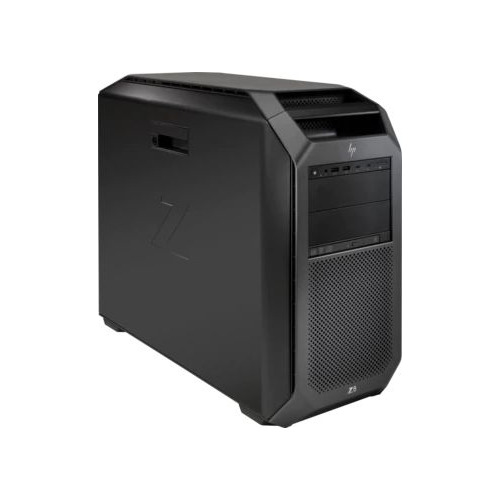 Рабочая станция HP Z8 G4, Intel Xeon Silver 4108, DDR4 32Гб, 1000Гб, DVD-RW, Windows 10 Professional, черный [2wu47ea]