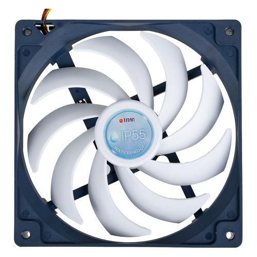Вентилятор TITAN TFD-14025H12B/KW(RB), 140мм, Ret цена