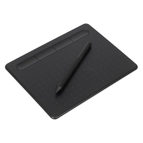 цены Графический планшет WACOM Intuos S CTL-4100K-N А6 черный