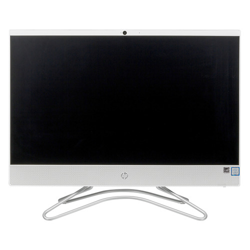 Моноблок HP 200 G3, 21.5, Intel Core i3 8130U, 4Гб, 256Гб SSD, Intel UHD Graphics 620, DVD-RW, Windows 10 Home, белый [3zd35ea] моноблок 21 5 hp 22 c0018ur 1920 x 1080 intel core i3 8130u 4gb 1 tb intel uhd graphics 620 dos белый 4hd56ea 4hd56ea