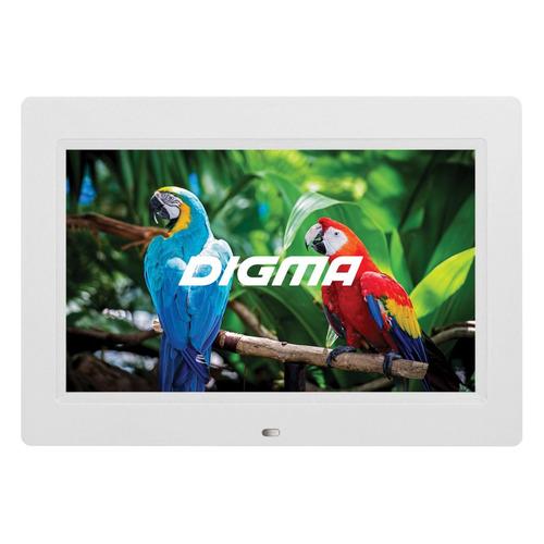 Фото - Цифровая фоторамка DIGMA PF-922, 9, белый [pf922w] кромка marbet трикотаж хлопок 42 х 6 см цвет бежевый 006
