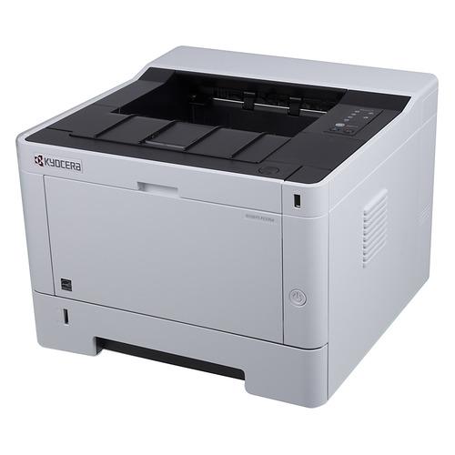 Фото - Принтер лазерный KYOCERA Ecosys P2335d лазерный, цвет: белый [1102vp3ru0] кеды мужские vans ua sk8 mid цвет белый va3wm3vp3 размер 9 5 43