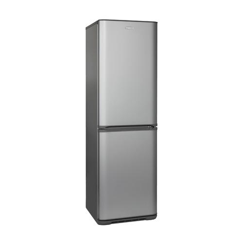 лучшая цена Холодильник БИРЮСА Б-M131, двухкамерный, серебристый