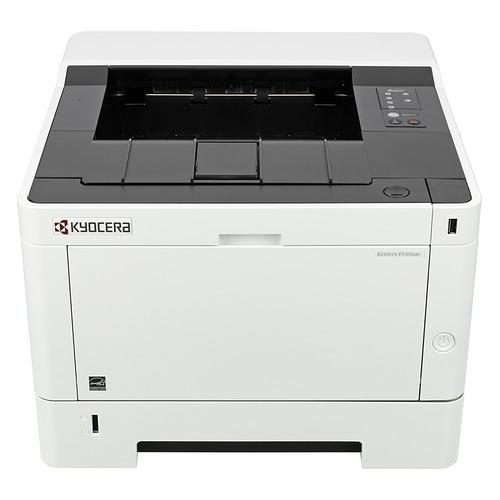 Фото - Принтер лазерный KYOCERA Ecosys P2335dn лазерный, цвет: белый [1102vb3ru0] принтер kyocera p2040dw лазерный