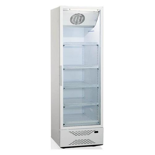 лучшая цена Холодильная витрина БИРЮСА Б-520DN, однокамерный, белый