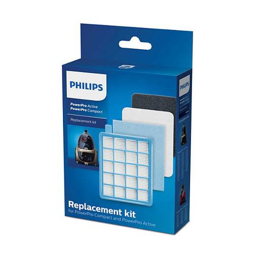 цена на Набор фильтров PHILIPS FC8058/01, для пылесосов серий FC863X и FC847X
