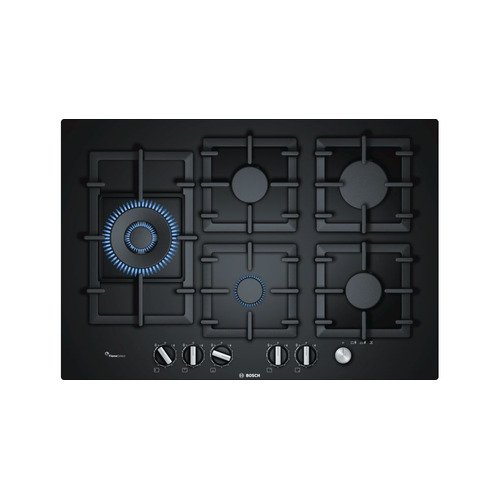 Варочная панель BOSCH PPS7A6M90R, независимая, черный