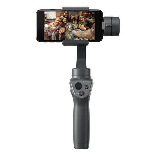 Стедикам Dji Osmo Mobile 2 серый dji osmo integrated handheld gimbal with aerial photography 12mp x3 cam set time lapse photography