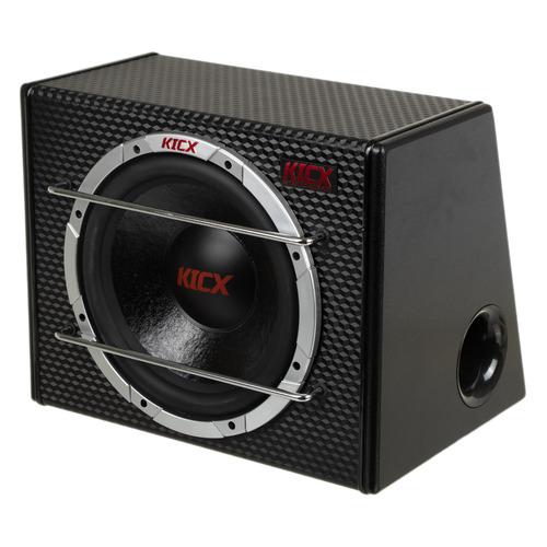 Сабвуфер автомобильный KICX AP300BPA, активный, 600Вт [2013753] сабвуфер автомобильный kicx gt500bpa 500вт активный 30см 12