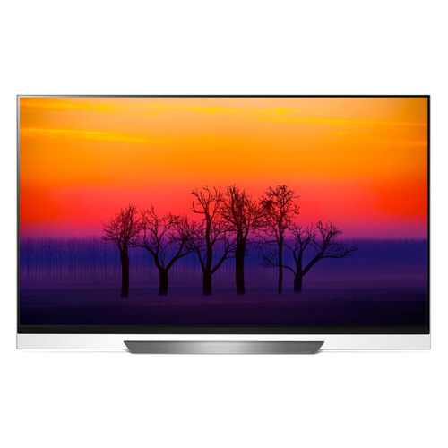 LG OLED55E8PLA OLED-телевизорТелевизоры<br>диагональ: 55quot;; разрешение: 3840 x 2160; HDTV Ultra HD 4K (2160p); SMART TV; DVB-T2; DVB-С;  DVB-S2; тип USB: мультимедийный; разъем Ethernet 1; VESA 300x200; цвет: серебристый