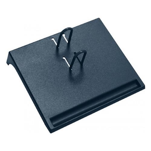 Подставка Стамм ПК21 для календаря 37x205x175мм черный пластик подставка настольная авангард серый стамм