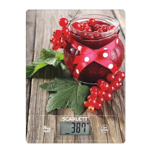 Весы кухонные SINBO SKS 4520, красный SINBO