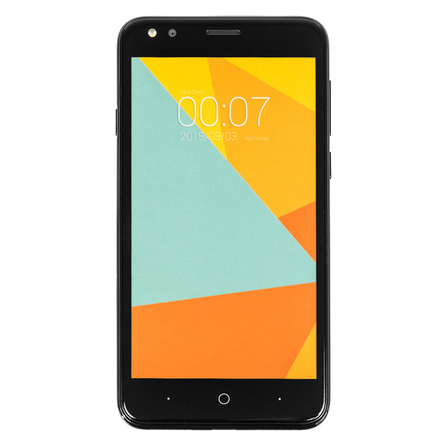 Смартфон MICROMAX BOLT Ultra 2 16Gb, Q440, черный micromax micromax bolt q324 4гб голубой