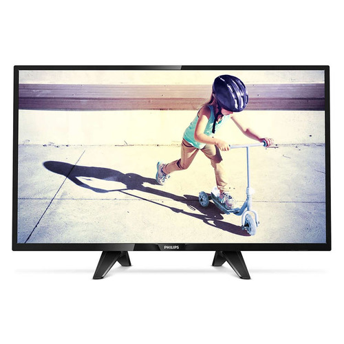 "цена на LED телевизор PHILIPS 32PFT4132/60 ""R"", 32"", FULL HD (1080p), черный"