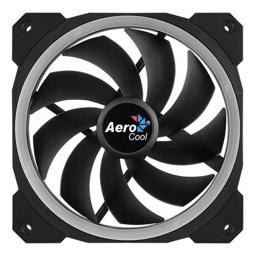 Вентилятор AEROCOOL Orbit, 120мм, Ret вентилятор aerocool rev rgb 120мм ret