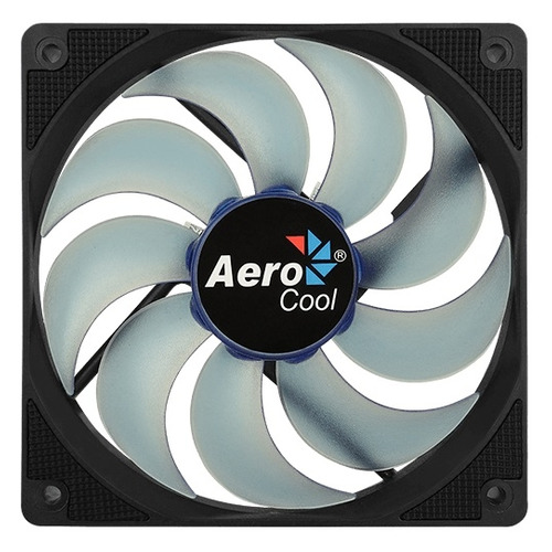 Вентилятор AEROCOOL Motion 12 plus Blue, 120мм, Ret