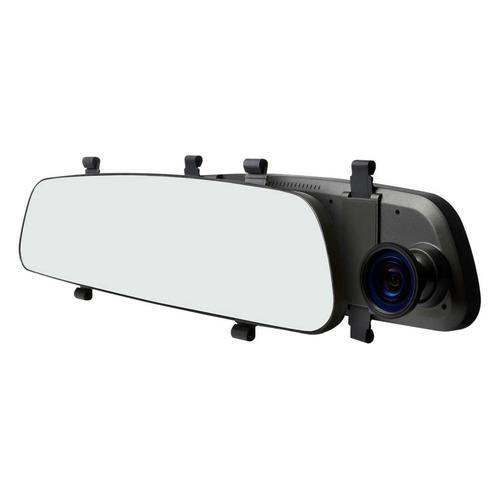 Видеорегистратор TRENDVISION MR-710, черный видеорегистратор trendvision mr 715gp черный