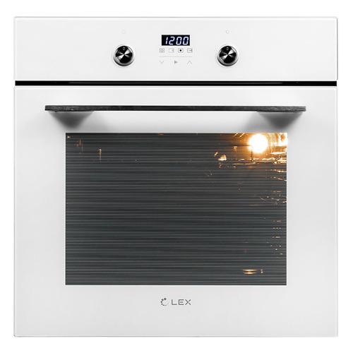 Духовой шкаф LEX EDP 092 WH, белый цена и фото
