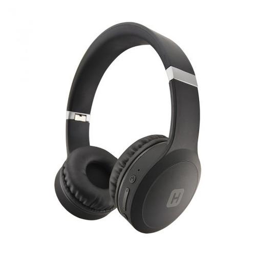 Гарнитура HARPER HB-409, 3.5 мм/Bluetooth, накладные, черный