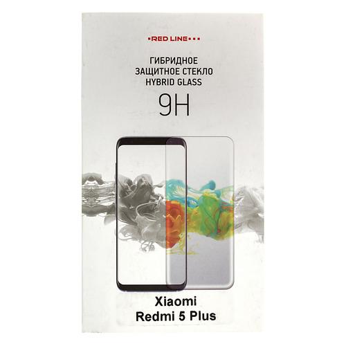 Защитная пленка для экрана REDLINE для Xiaomi Redmi 5 Plus, гибридная, 1 шт [ут000014466] стоимость