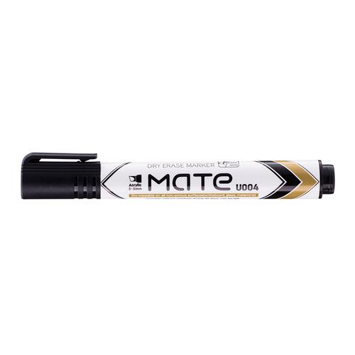 Фото - Маркер для досок Deli EU00420 Mate скошенный пиш. наконечник 2-5мм черный 12 шт./кор. ручка гелевая zebra sarasa clip jj15 pu авт 0 5мм резин манжета сиреневый 12 шт кор