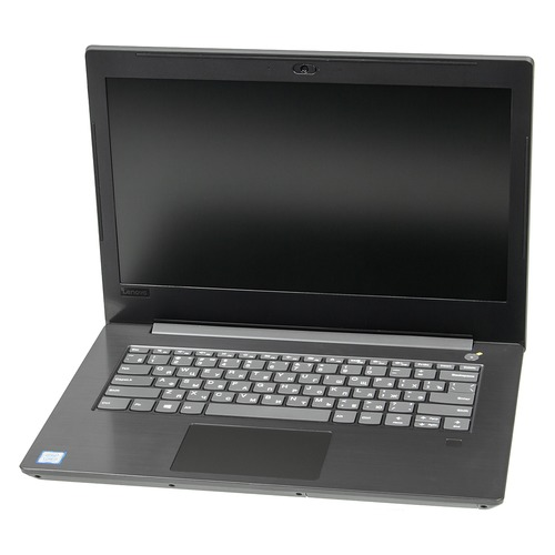 Ноутбук LENOVO V330-14IKB, 14, Intel Core i3 8130U 2.2ГГц, 4Гб, 128Гб SSD, Intel UHD Graphics 620, Windows 10 Professional, 81B000BBRU, темно-серый