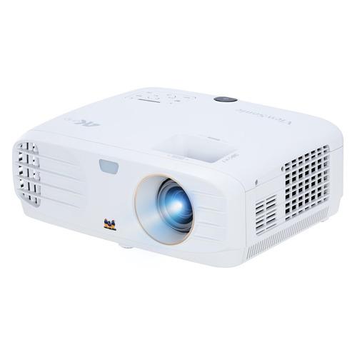 Фото - Проектор VIEWSONIC PX747-4K, белый [vs17290] проектор viewsonic ps750w dlp 3300lm 10000 1 3000час 2xusb typea 1xhdmi 6 1кг