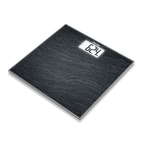 цена на Напольные весы BEURER GS203 Slate, до 150кг, цвет: рисунок [756.36]