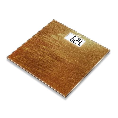 цена на Напольные весы BEURER GS203 Rust, до 150кг, цвет: рисунок [756.37]