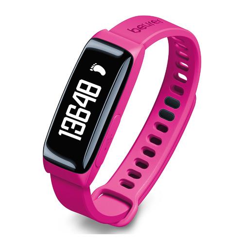 Часы многофункциональные Beurer AS81 розовый Bluetooth