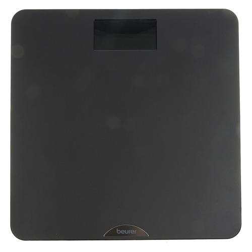 Напольные весы BEURER PS240, до 180кг, цвет: черный [754.15] напольные весы beurer ps240 до 180кг цвет черный [754 15]
