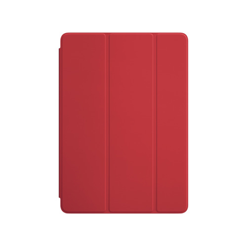 Чехол для планшета APPLE Smart Cover, красный, для Apple iPad 9.7/iPad 2018 [mr632zm/a] обложка apple smart cover md969 green для apple ipad mini