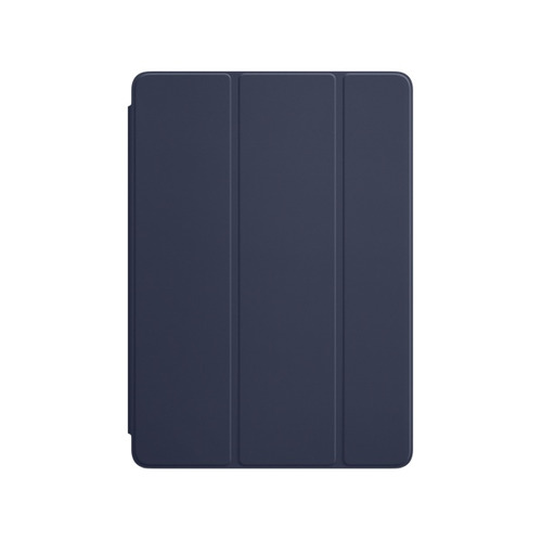 Чехол для планшета APPLE Smart Cover, темно-синий, для Apple iPad 9.7/iPad 2018 [mq4p2zm/a] обложка apple smart cover md969 green для apple ipad mini