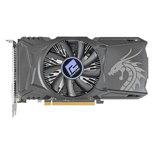 Видеокарта POWERCOLOR AMD Radeon RX 560 (14CU), AXRX 560 2GBD5-DHAV2, 2Гб, GDDR5, Ret