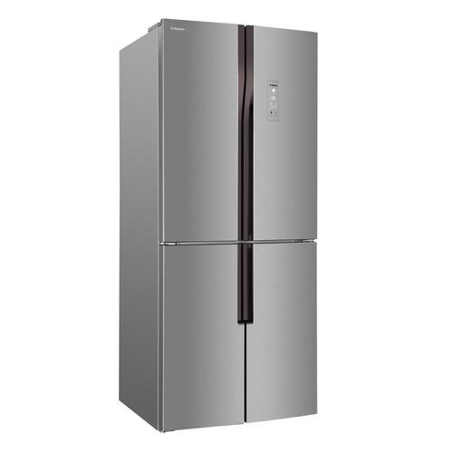 Холодильник HANSA FY418.3DFXC, двухкамерный, нержавеющая сталь холодильник bosch kgv39xl22r двухкамерный нержавеющая сталь