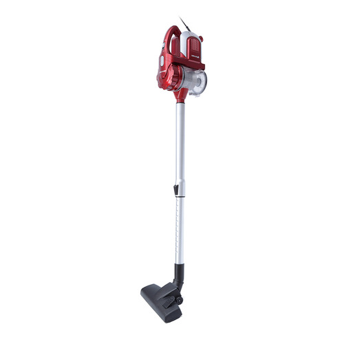 Ручной пылесос KITFORT КТ-524-1, 600Вт, красный/серый цена