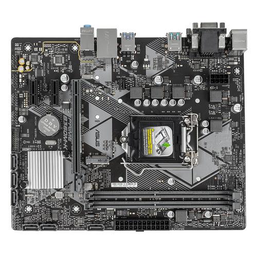 Материнская плата ASUS PRIME B360M-K, LGA 1151v2, Intel B360, mATX, Ret цена и фото